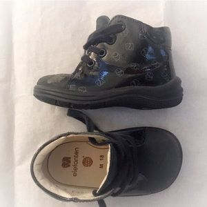 Elephanten European leather baby shoes size 18